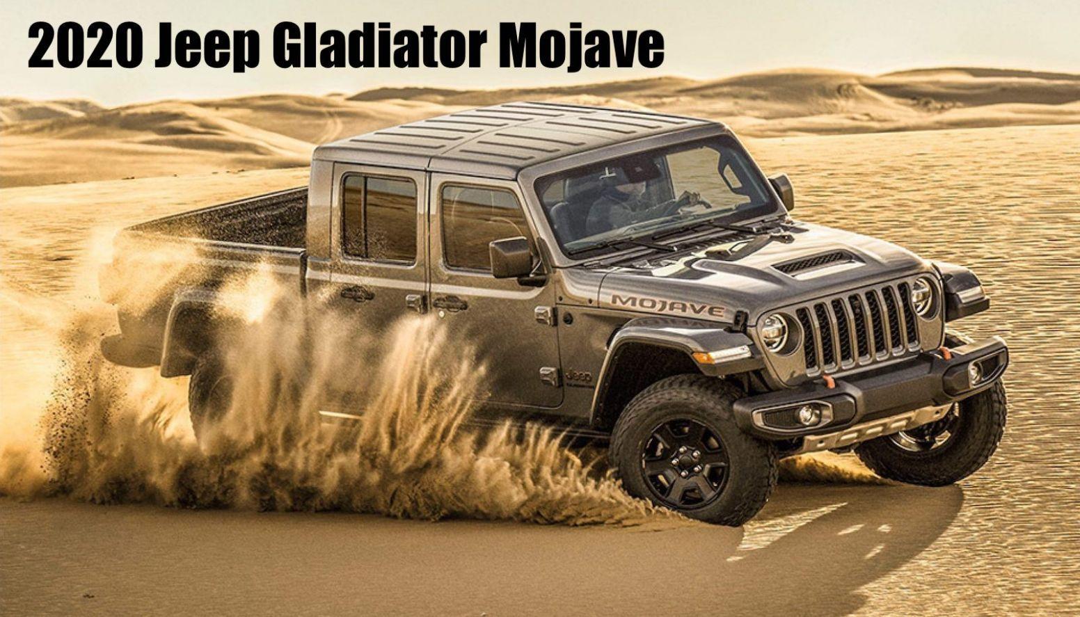 Jeep Gladiator 2021 Price Redesign di 2020 Mobil