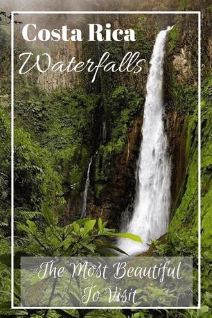 Costa Rica Waterfalls | The Most Beautiful Ones To Visit | Gabbski #costarica #waterfall #bucketlist #travel #travelblogger