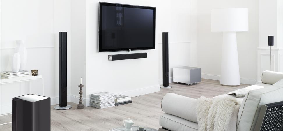Sound+ 5.1 - Individual Speaker - Products - Loewe. Individual Home ...