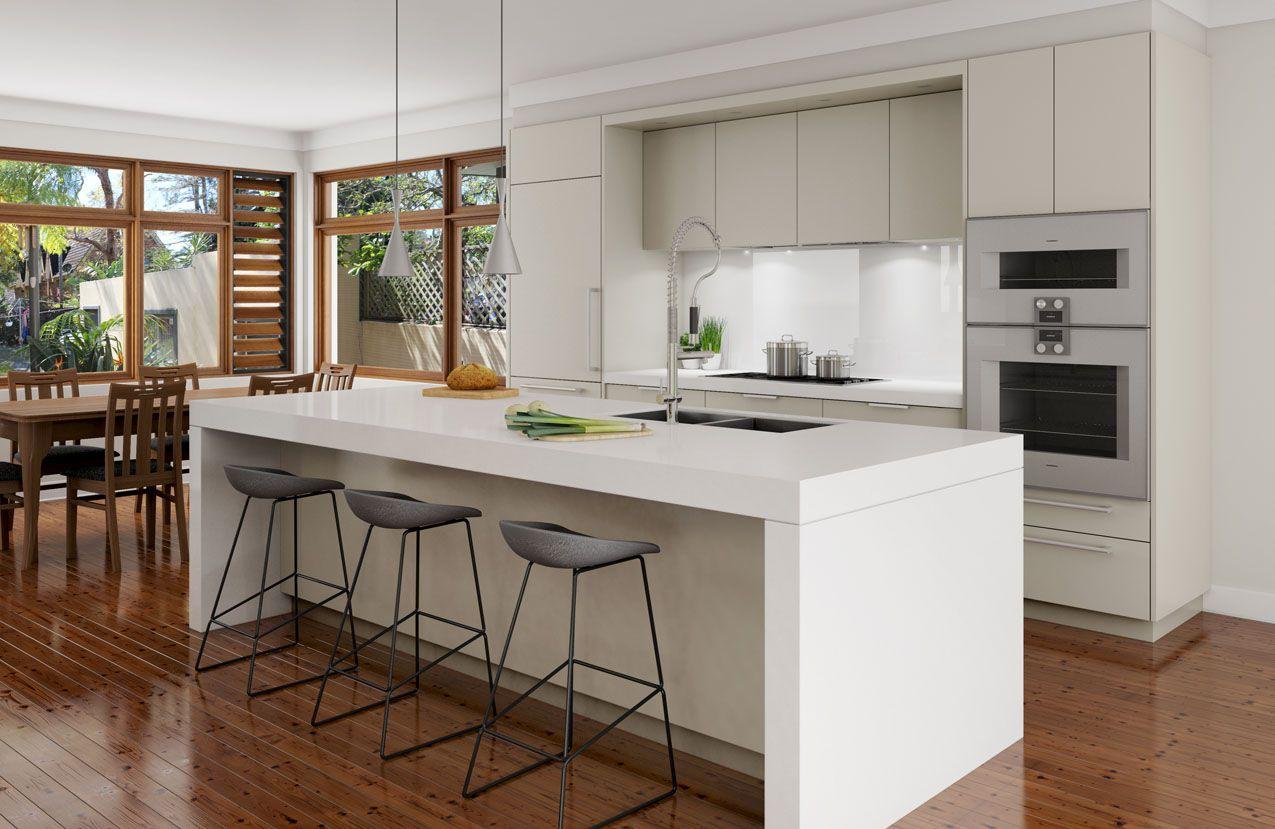 Modern Luxury Kitchen Designs Luxury Kitchen Designs Dan Kitchens Modern Kitchen Open Plan Kitchen Dining Living Tiny House Kitchen