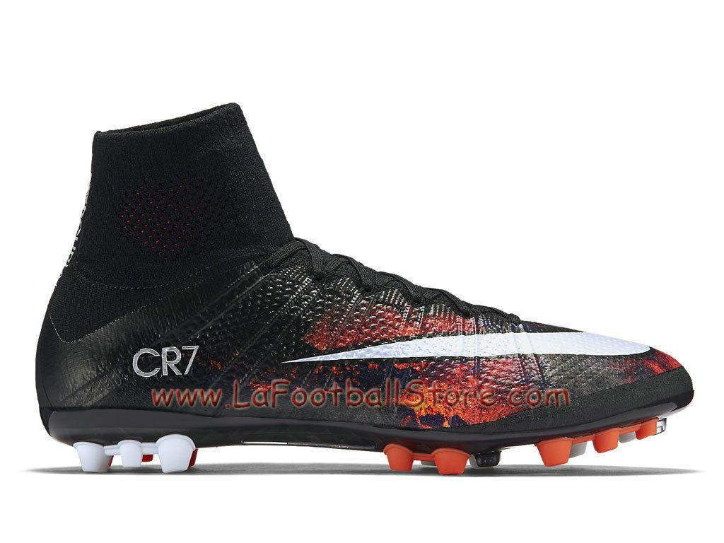 official photos fa0df 27da1 Nike Mercurial Superfly CR AG-R Chaussure de football à crampons pour gazon…