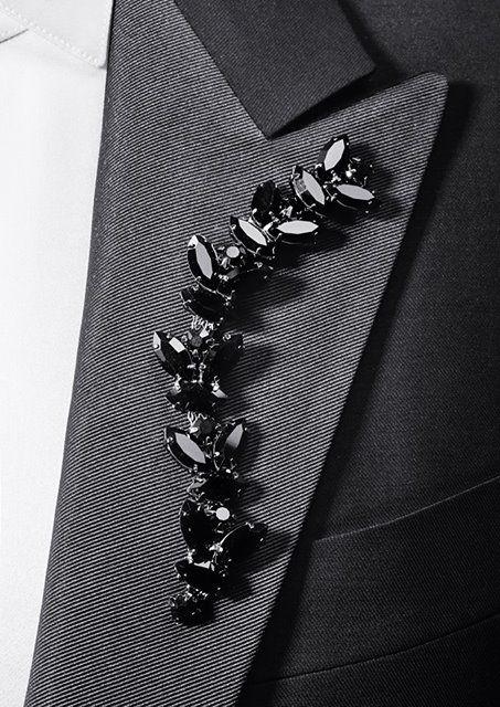 #carlopignatelli #accessori #accessories #spilla #brooch #matrimonio #wedding #sposo #groom