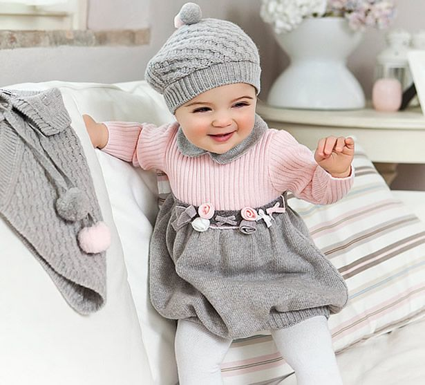 Divina Moda Para Bebes Ropa Bebe Nina Ropa Linda De Bebe