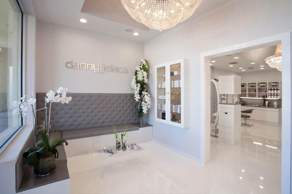 Soty 2014 danny jelaca salon salon interiors pinterest for Beauty salon designs for interior