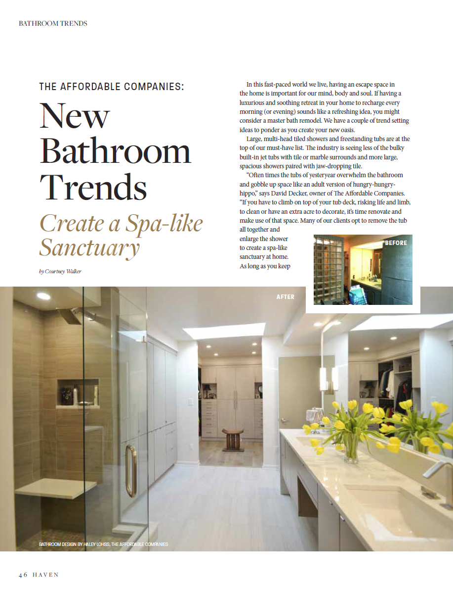 Aco New Bathroom Trends Click The Photo To Read Article
