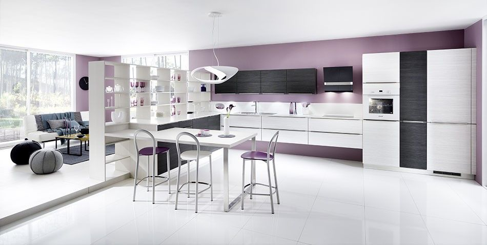 Custom kitchen designs | Mobalpa Kitchens