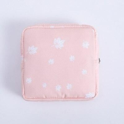 Small Cosmetic Bag Girl Lipstick Bag Women Make Up Organizer Bag Beautician Makeup Pouch Sanitary Pads Bags Toiletry Beauty Case - 15