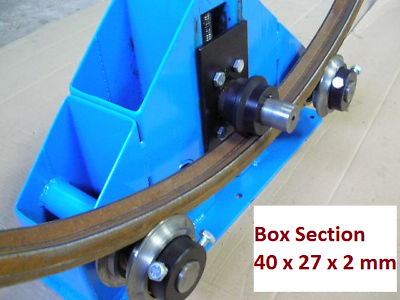 Best Details About Heavy Duty Ring Roller Roll B*Nd*R Round 400 x 300