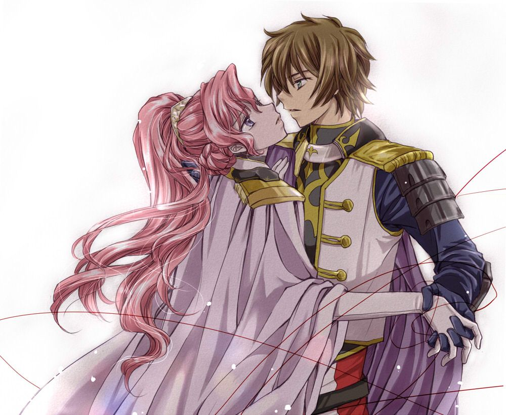 Euphie And Suzaku