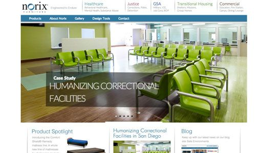 Guest Blog Post: New Norix Website Provides Better User Experience, More Content