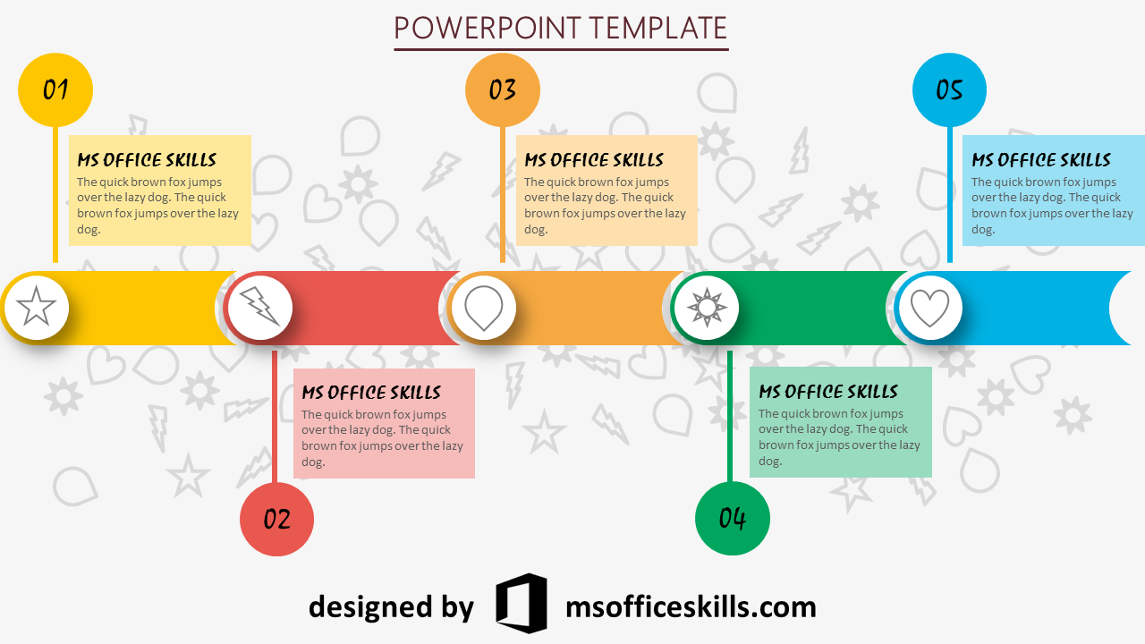 slide templates for powerpoint