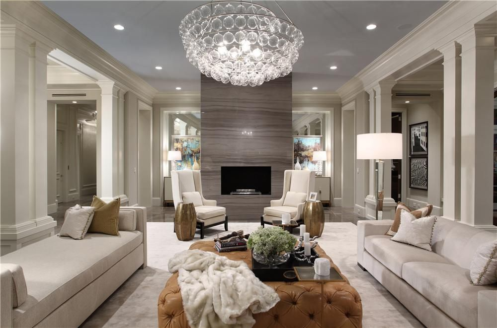 Get Inspired By These Luxury Living Room Design Ideas Luxurydesign Exclusive Glamorous Living Room Transitional Decor Living Room Neutral Living Room Design