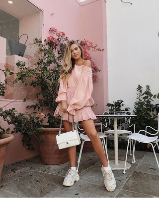 Vestido Rosa Corto Tumblr Fashion Outfits Girly Outfits Cute Summer Dresses