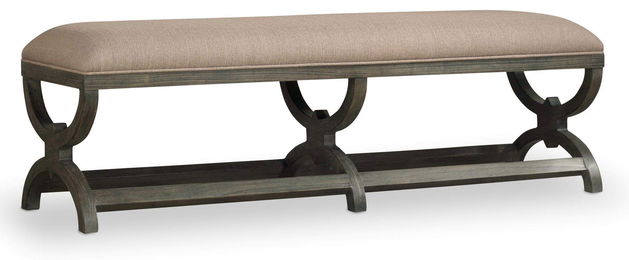 True Vintage Wood Bench | Master Bedroom | Vintage bench ...