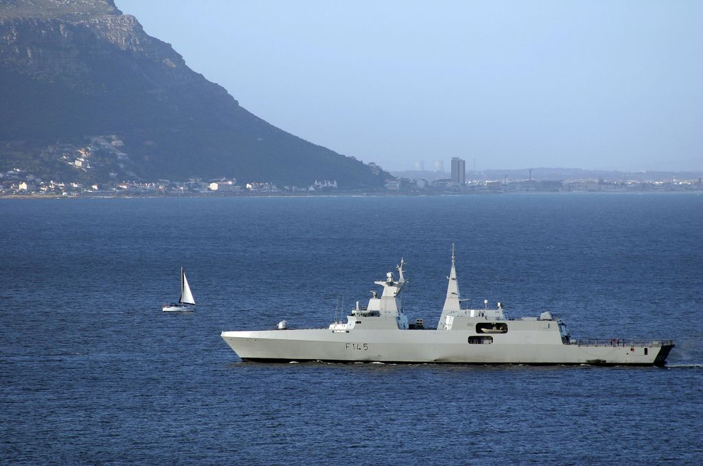south african navy valour class frigate from avia nautica