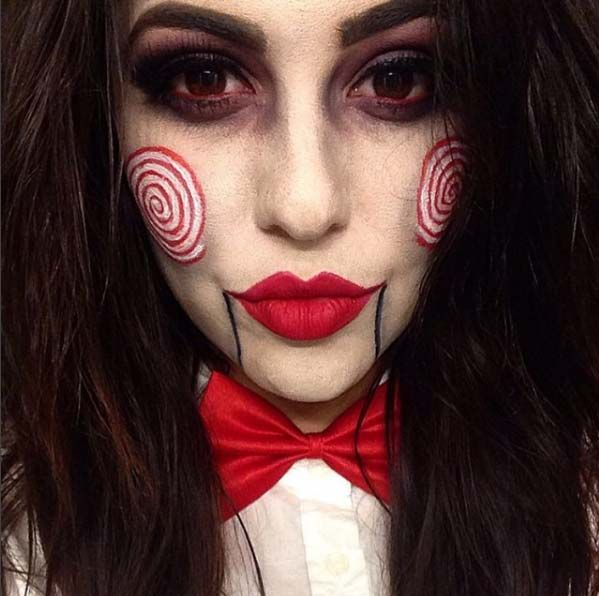 Cool Awesome N Cute Halloween Makeup Makeup Amp Amp Eyebrows