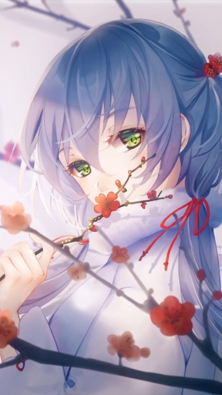Luo Tianyi Vocaloid LIve Wallpaper