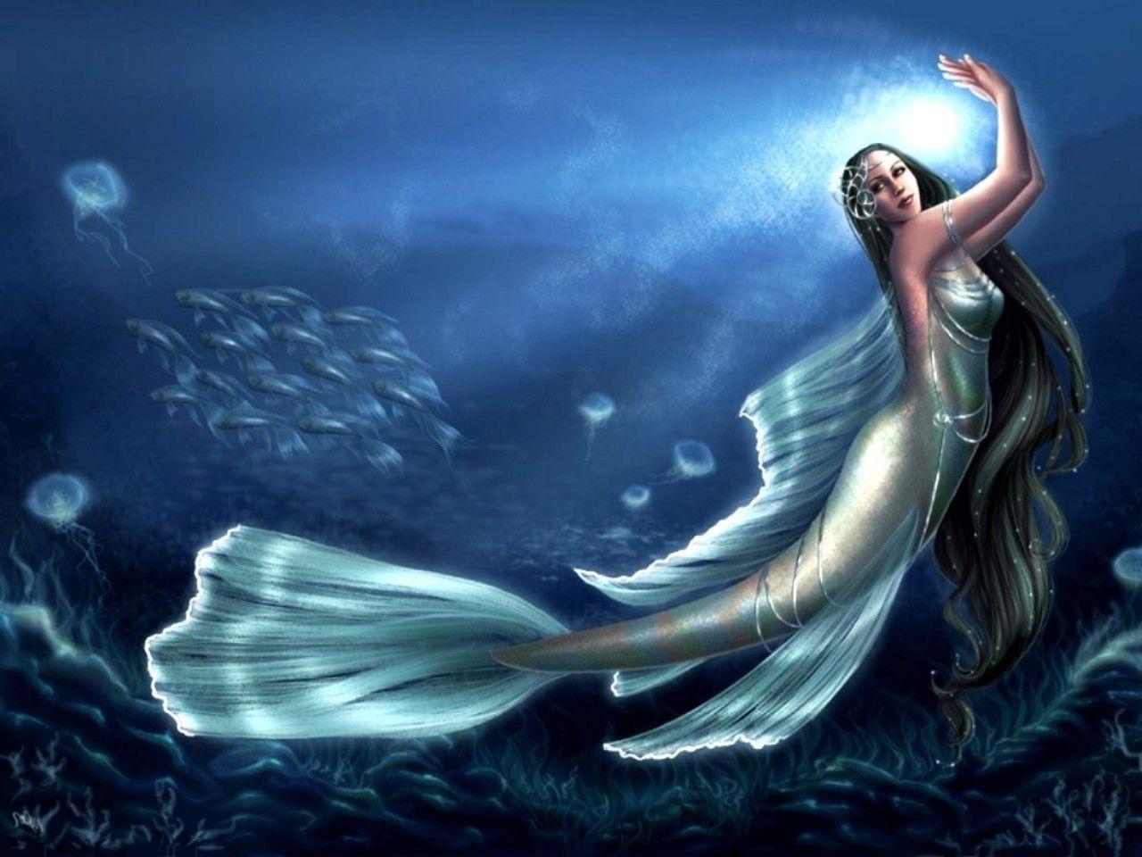 Fantasy Art Mermaids | mermaid fantasy mermaid wallpaper ...