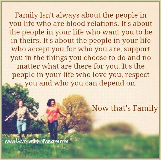 Family Isnt Always Blood Quotes And Pics Family Isn T Always About