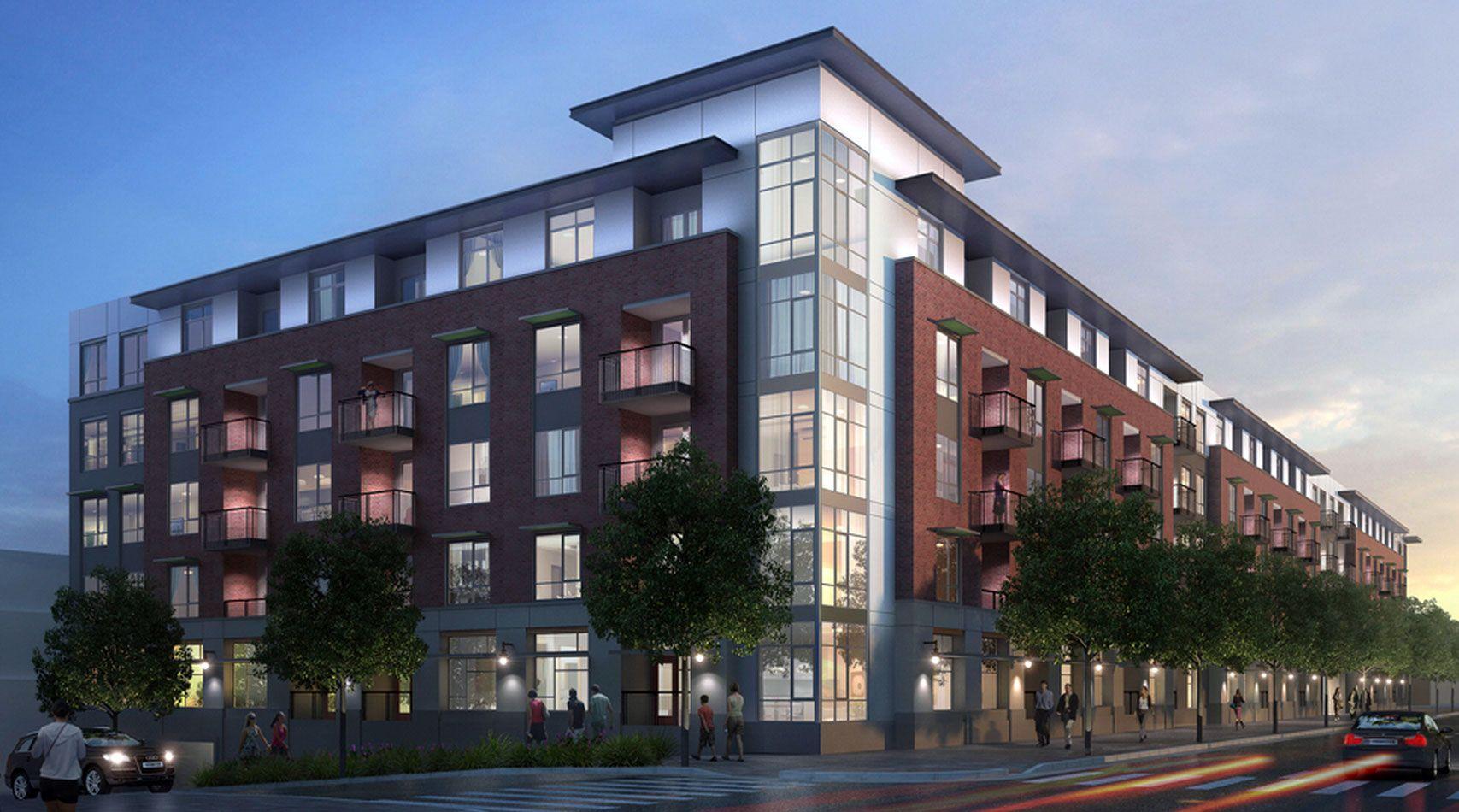 For shape not color Denver apartments, Apartments