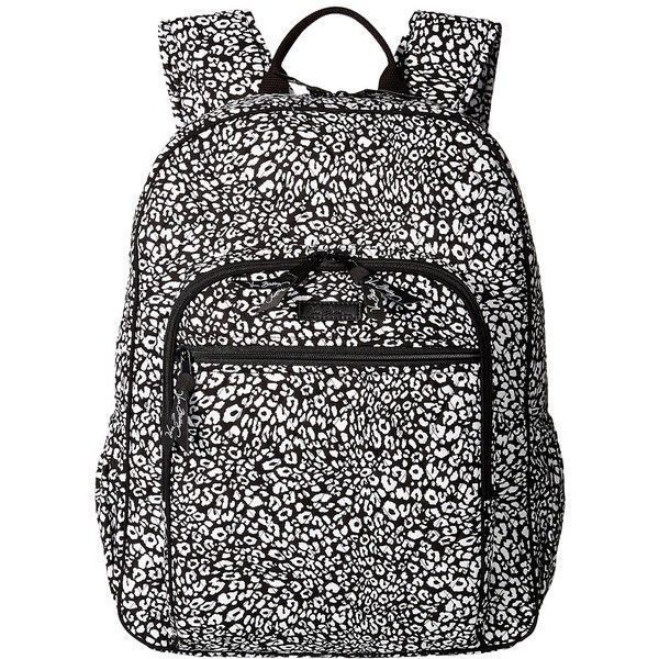 Vera Bradley Campus Backpack (Camocat) Backpack Bags ( 109) ❤ liked on Polyvore  featuring bags, backpacks, patterned backpacks, backpack bags, strap bag,  ... 1767b2d887