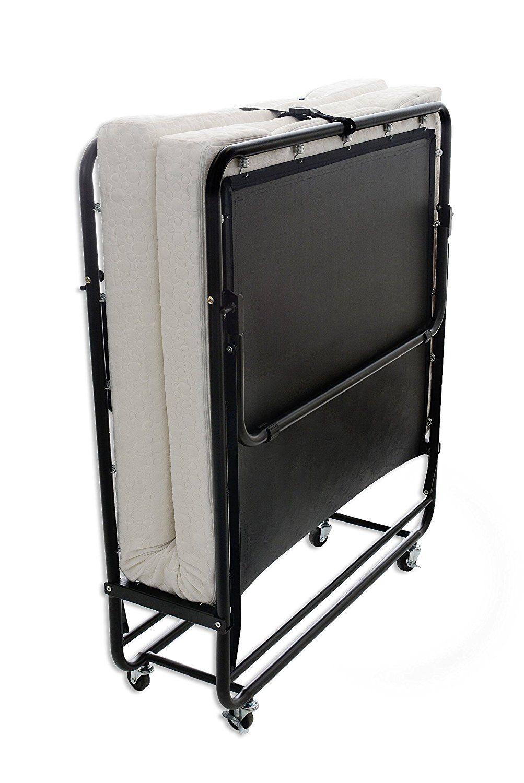 Best Milliard Premium Folding Bed With Luxurious Memory Foam 400 x 300