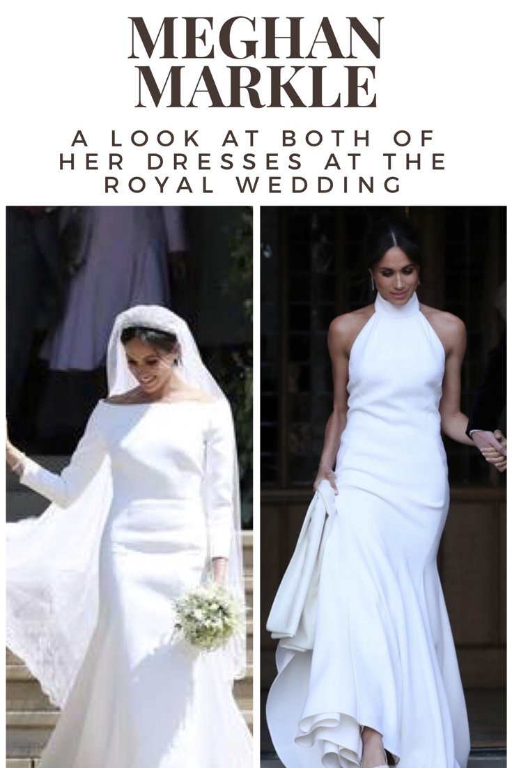 29084175a4c What Meghan Markle wore to the Royal Wedding ceremony   reception. Read  along for all of the detail about both outfits.  royals  royalwedding   fashion ...