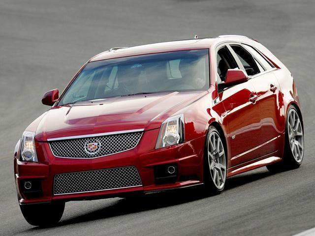 2014 Cadillac Cts Wagon Estate Cars Shooting Brakes Sport