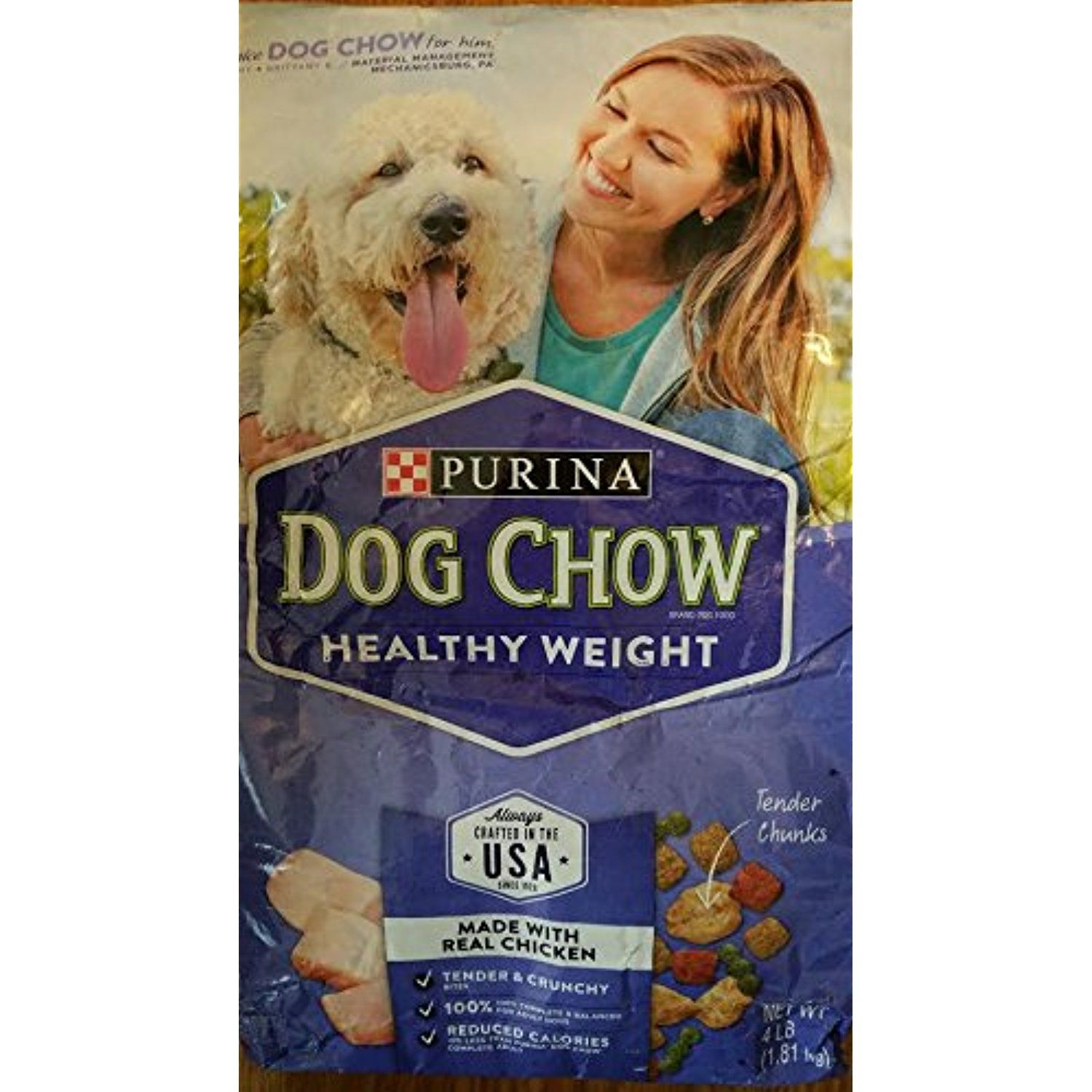 Purina Dog Chow Light Healthy 4 Lb 2 Pk For You To View