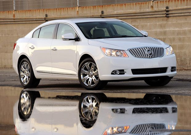 My Cur Car 2010 Buick Lacrosse I Love It