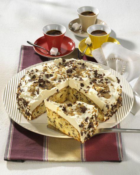 Baileys Krokant Kuchen Rezept Kochrezepte Pinterest Kuchen