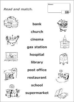 pl clipart community worksheet 2 english vocabulary english vocabulary places in the. Black Bedroom Furniture Sets. Home Design Ideas