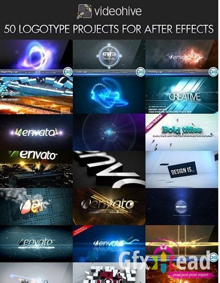 videohive revostock logotype projects for after effects