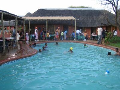 Motse Lodge Kanye, Botswana