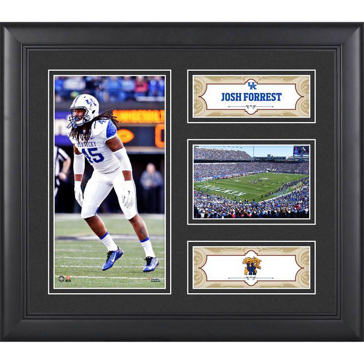 "Josh Forrest Kentucky Wildcats Fanatics Authentic Framed 15"" x 17"" Collage - $49.99"