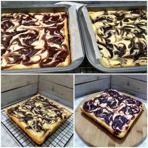 Resep Cheesecake Brownies Keto Cheesecake Brownies Resep Keto Kue Keju
