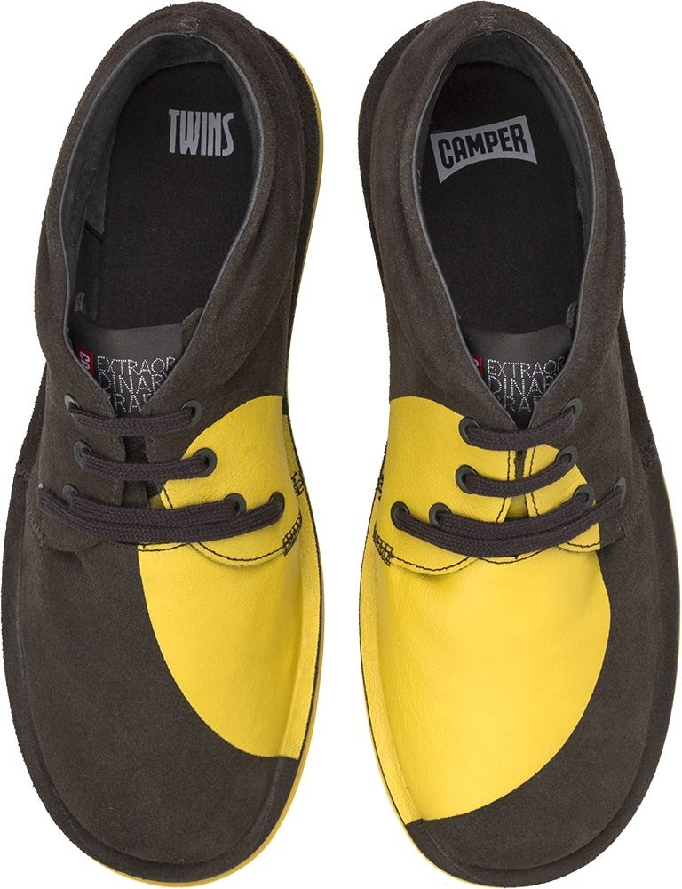 fb0e1807f67267 Camper Twins 36683-004 Ankle-boots Men. Official Online Store Taiwan ...