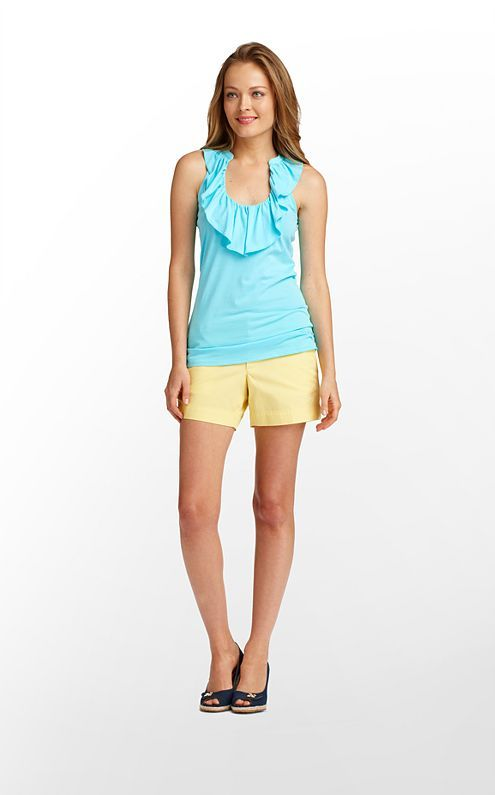 Cleo Top-- Love this color!