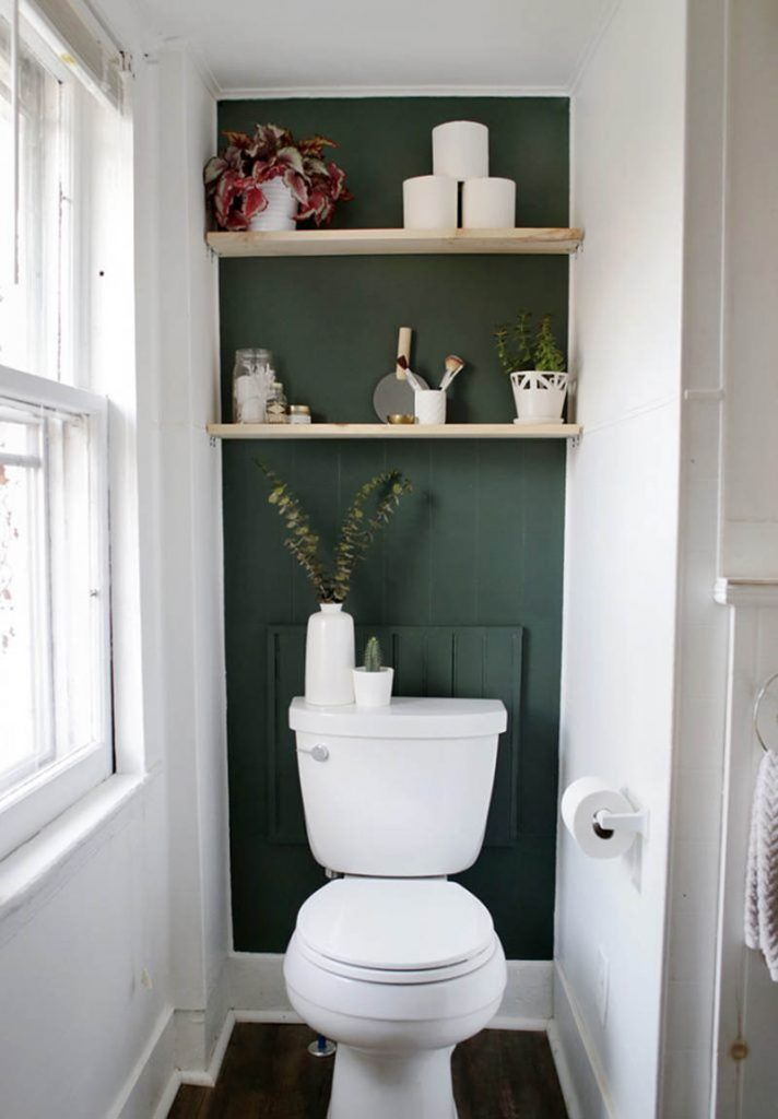 Fabulous and Fresh Farmhouse DIYS and Ideas | Small bathroom, Bathroom inspiration, Renovation