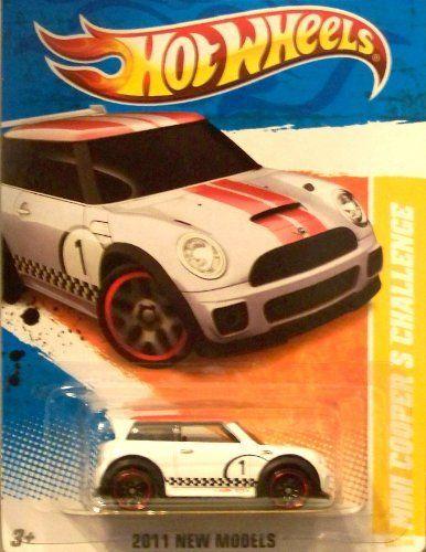 2011 Hot Wheels New Models Mini Cooper S Challenge White #30/244 by Mattel. $0.01. 1:64. 2011 New Models Series, #30/50