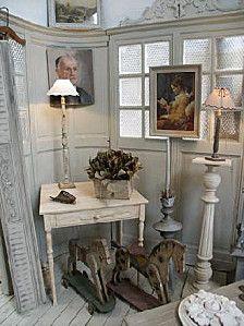 style gustavien gustavien style pinterest style shabby et maison style. Black Bedroom Furniture Sets. Home Design Ideas