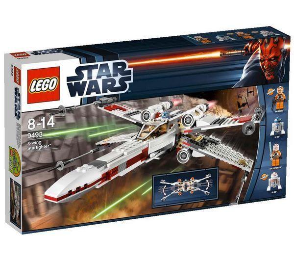 Lego Star Wars X Wing Starfighter 9493