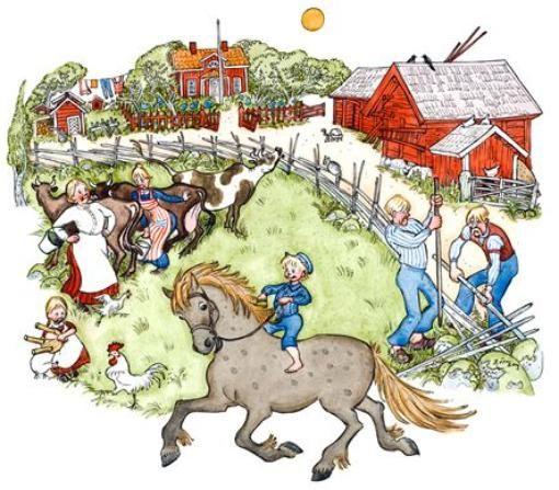 emil i lönneberga fyller år Emil i Lönneberga   Ilon Wikland/Astrid Lindgren   Hujedamig! Emil  emil i lönneberga fyller år
