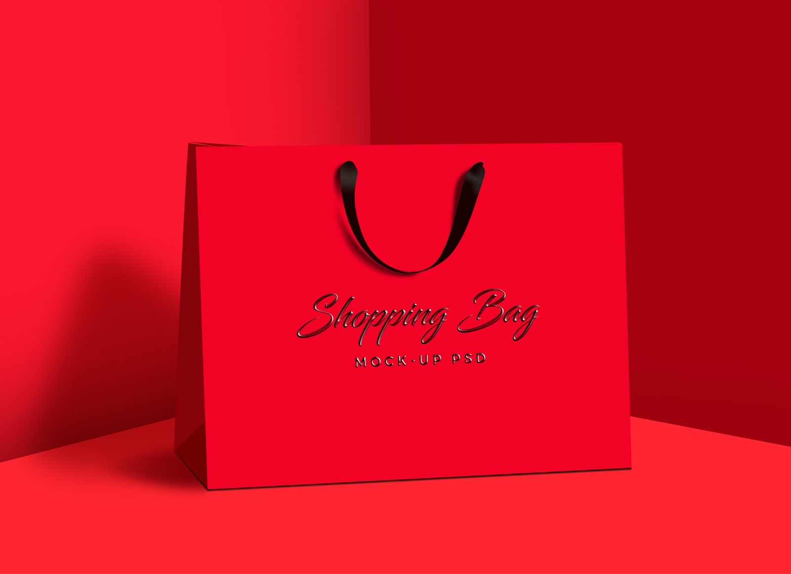 Download Free Photorealistic Shopping Bag Mock Up Psd Bag Mockup Bags Shopping Bag