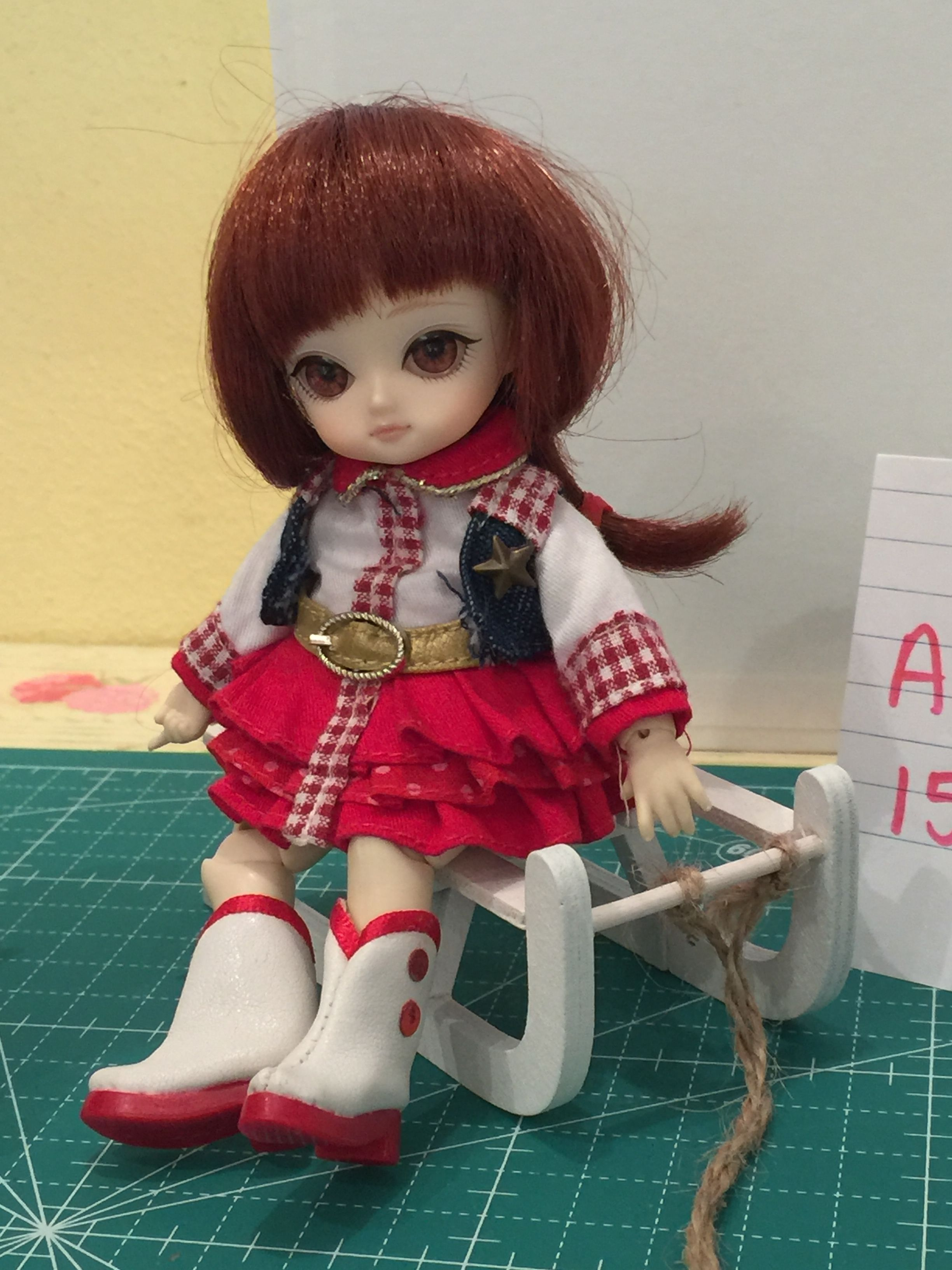 THYME Q-715 JUN PLANNING AI BALL JOINTED DOLL PULLIP GROOVE INC BJD NEW