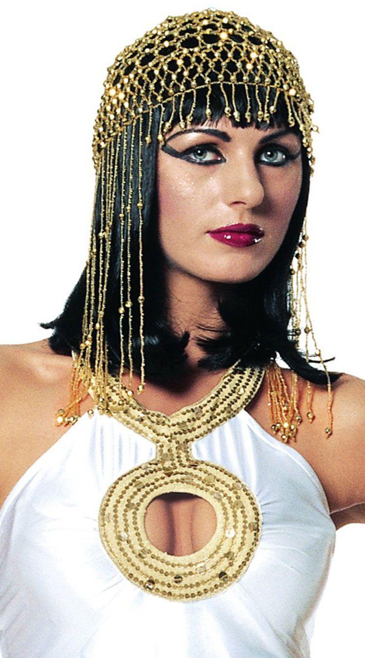 Egyptian beaded headpiece  14.02  615df3ee270e
