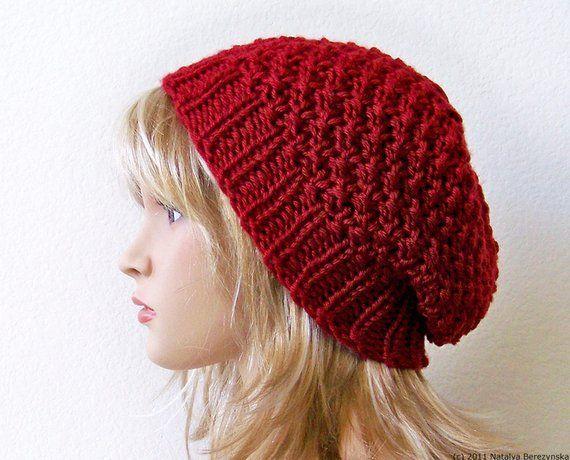 Knit Hat Pattern e532df09800