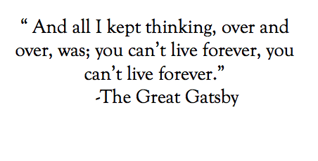 The Great Gatsby F Scott Fitzgerald Alive Through Words
