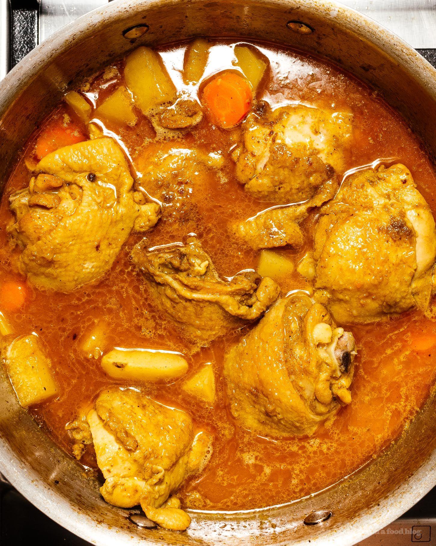 Super Easy Vietnamese Chicken Curry Recipe I Am A Food Blog Recipe Curry Recipes Curry Chicken Recipes Vietnamese Recipes Chicken