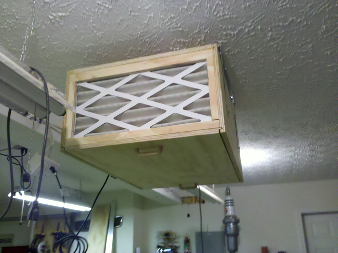 Shopbuilt Air Cleaner (With images) Woodworking shop